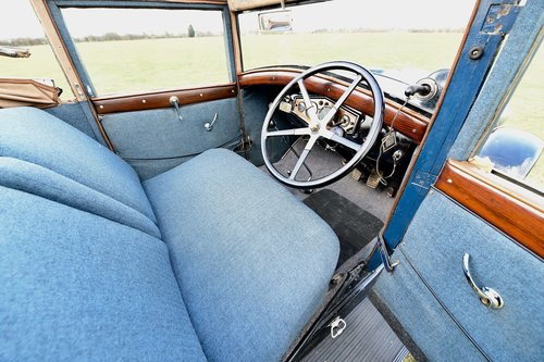 1927 Renault Monastella Cabriolet For Sale (picture 4 of 6)