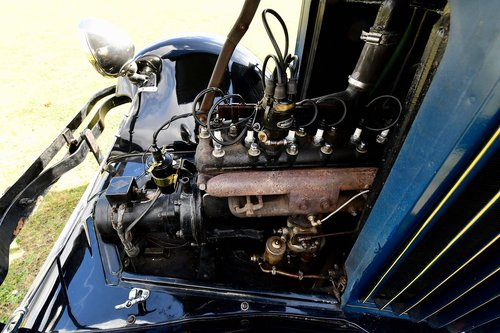 1927 Renault Monastella Cabriolet For Sale (picture 6 of 6)