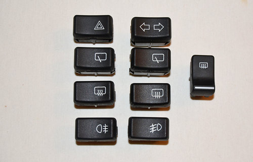 DAV rocker switches for Renault 11 – Renault 5 For Sale (picture 1 of 2)