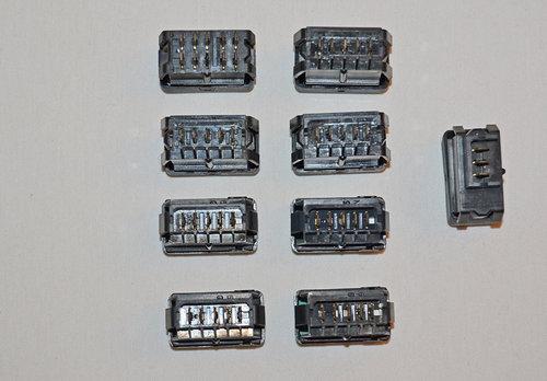DAV rocker switches for Renault 11 – Renault 5 For Sale (picture 2 of 2)