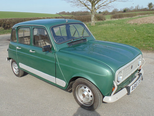 1983 Renault 4 GTL SOLD (picture 2 of 6)
