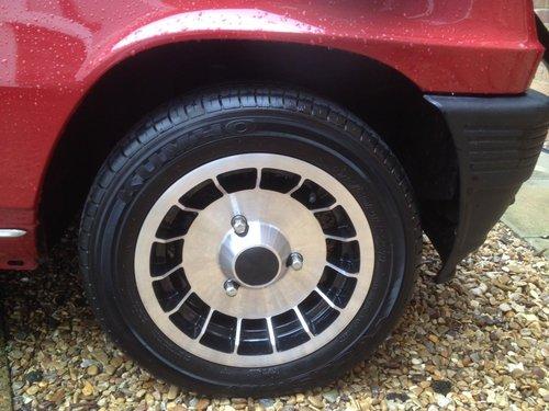 1980 Four genuine original gordini alloy wheels  For Sale (picture 3 of 6)