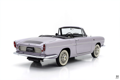 1967 Renault Caravelle S SOLD (picture 3 of 6)