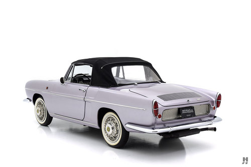 1967 Renault Caravelle S SOLD (picture 4 of 6)