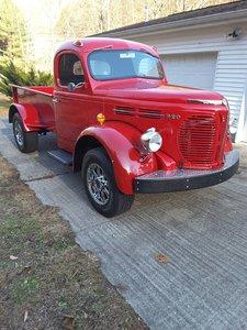 1949  REO Speedwagon (Belva, WV) $49,900 obo