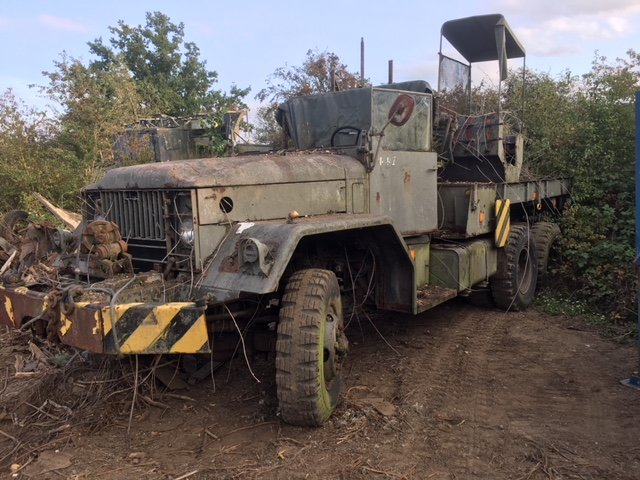 1953 REO M62 WRECKER For Sale (picture 1 of 1)