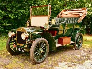 1906 BRASIER 15HP SIDE-ENTRANCE TONNEAU CAR