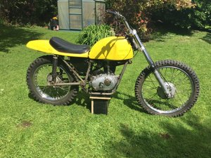 1972 Rickman Metisse project in barn find condition For Sale