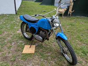 1972 Rickman 125, 900 original miles For Sale
