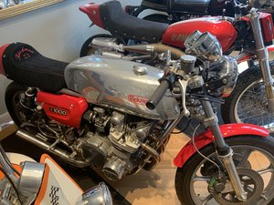 1977 Fantastic fully restored rickman Kawasaki z1a