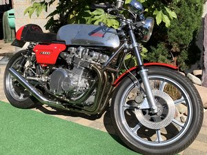 1977 Fantastic fully restored rickman Kawasaki z1a  For Sale