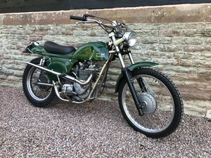 BARGAIN Rickman Metisse Triumph Tiger engine For Sale