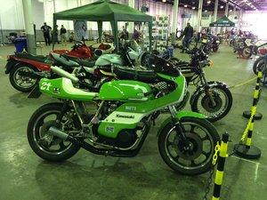 1979 Fully restored Rickman CR Kawasaki