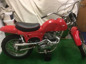 1969 Triunmph Matisse 500cc new build 169 engine