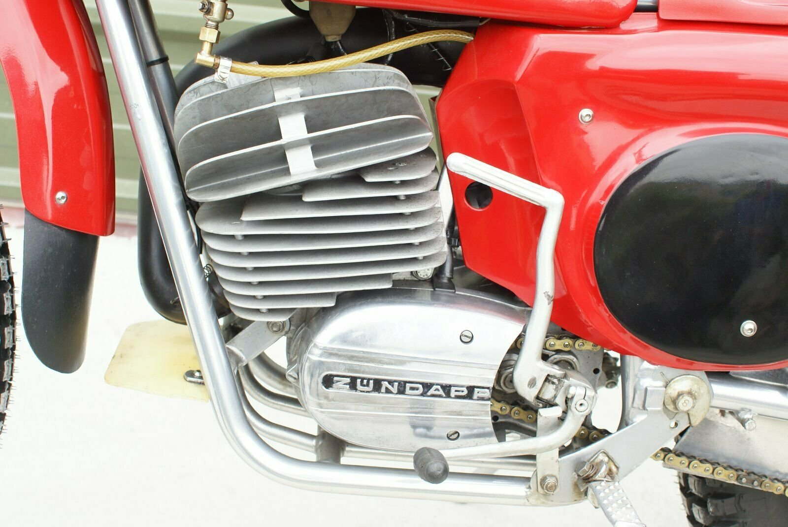 1974 Rickman Metisse 125 ISDT Six-Day  For Sale (picture 3 of 6)