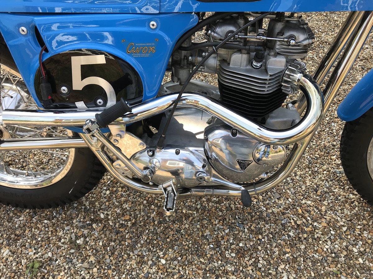 1968 Triumph 750 Rickman Mettise SOLD (picture 5 of 6)