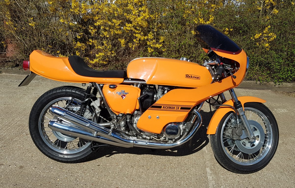 1979 Rickman CR 750 Sport   For Sale (picture 1 of 4)
