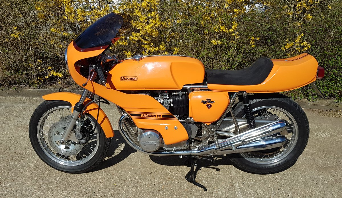 1979 Rickman CR 750 Sport   For Sale (picture 2 of 4)
