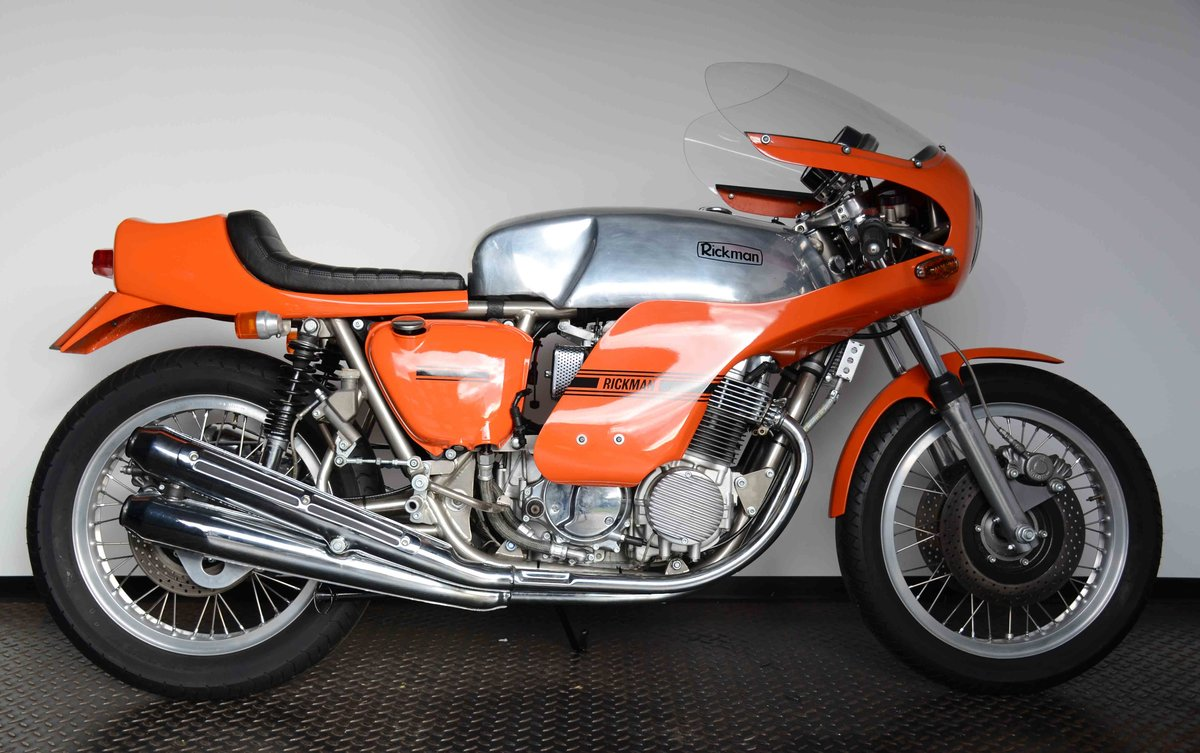 1975 Rickman CR 750 Four For Sale (picture 1 of 10)