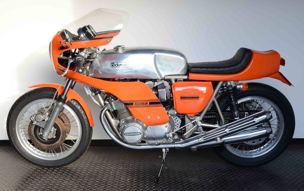 1975 Rickman CR 750 Four For Sale (picture 2 of 10)