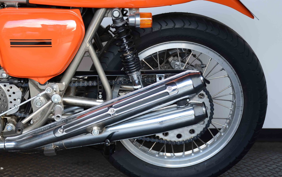 1975 Rickman CR 750 Four For Sale (picture 3 of 10)