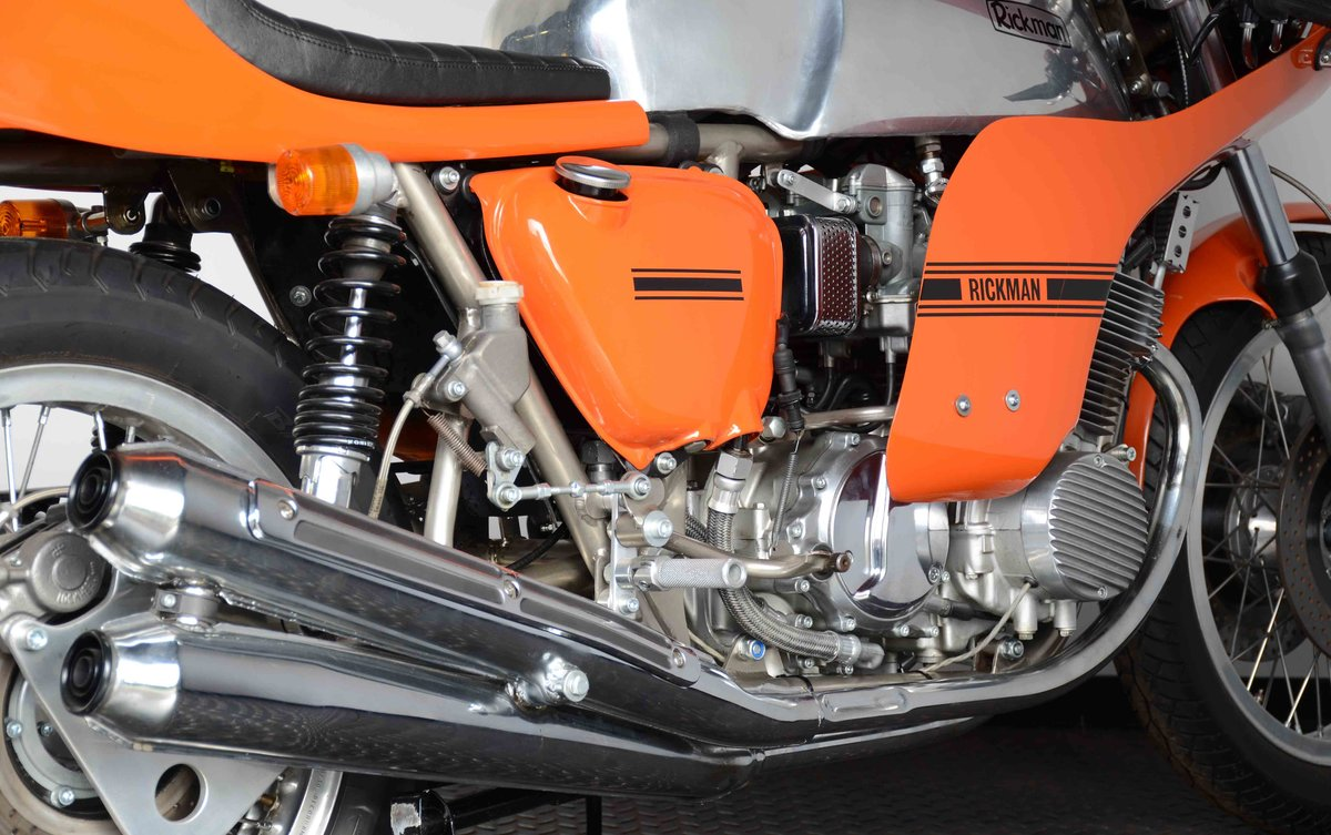 1975 Rickman CR 750 Four For Sale (picture 6 of 10)
