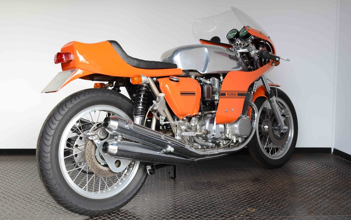 1975 Rickman CR 750 Four For Sale (picture 7 of 10)