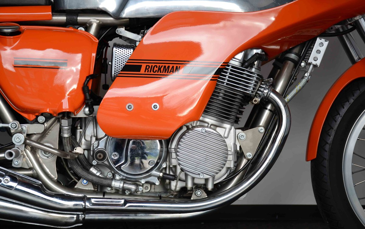 1975 Rickman CR 750 Four For Sale (picture 9 of 10)