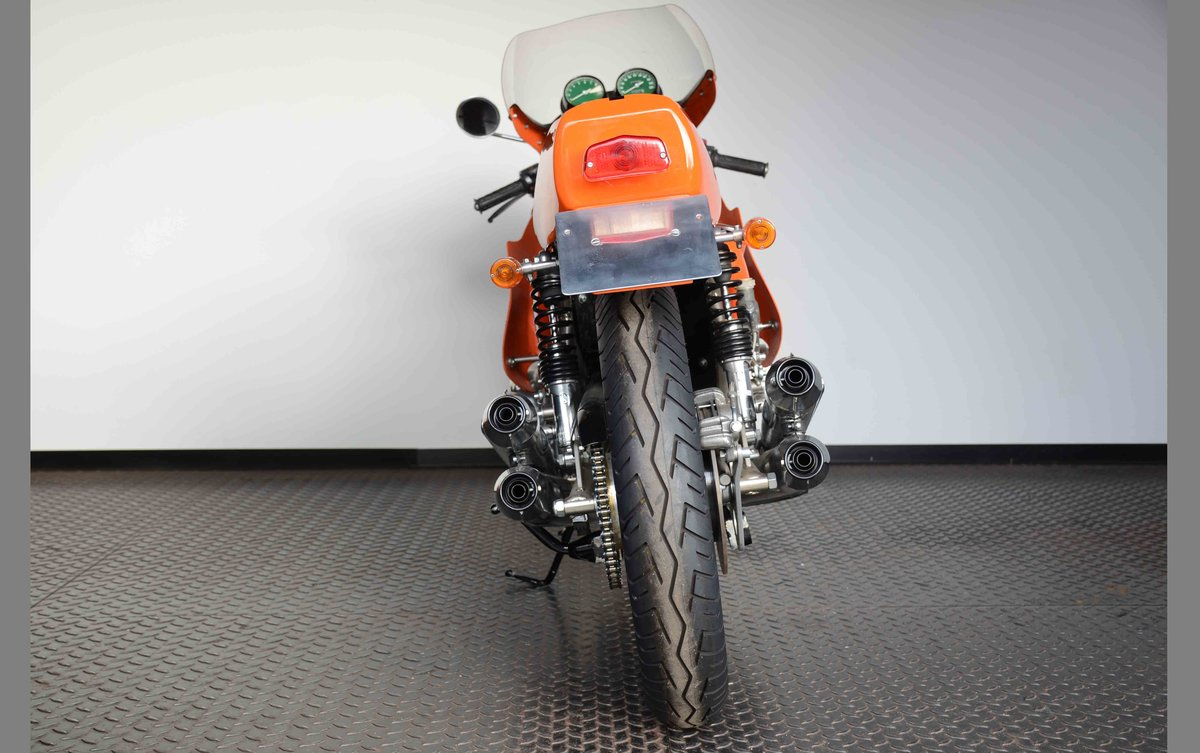 1975 Rickman CR 750 Four For Sale (picture 10 of 10)