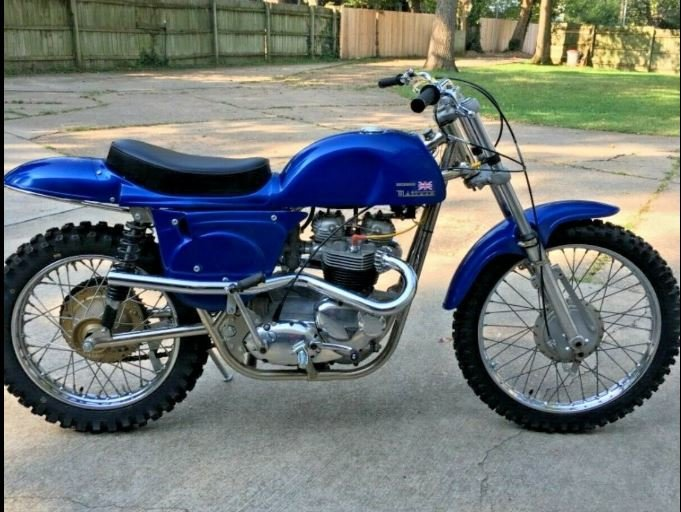 1969 RICKMAN METISSE - NOW SOLD SOLD (picture 1 of 2)