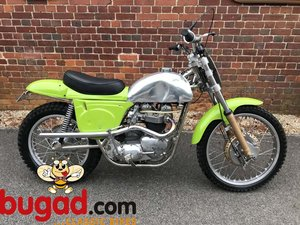 Rickman/Metisse - 1983 Reg - 650cc Triumph Trails Racer For Sale
