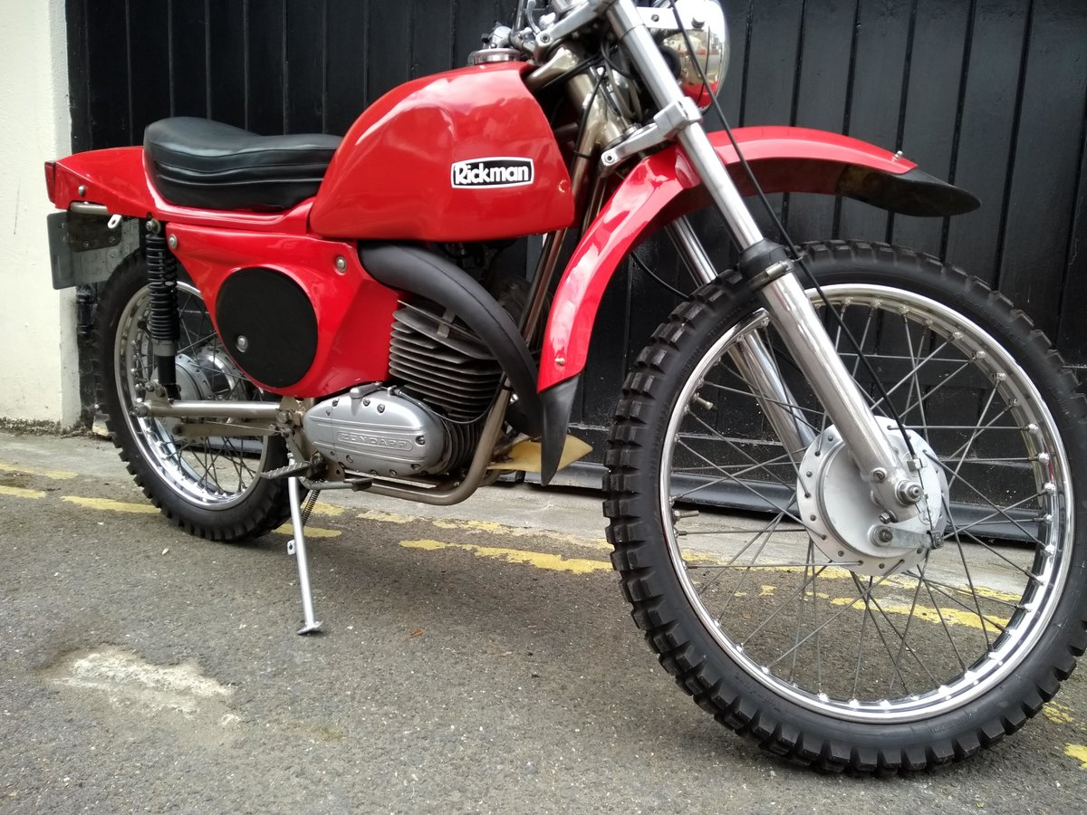 1971 1970 RICKMAN ISDT SOLD (picture 6 of 6)