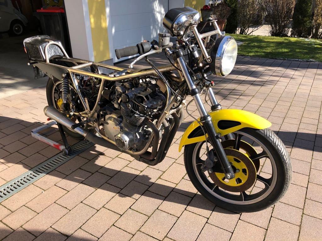 1983 Rickman Suzuki Predator For Sale (picture 1 of 5)