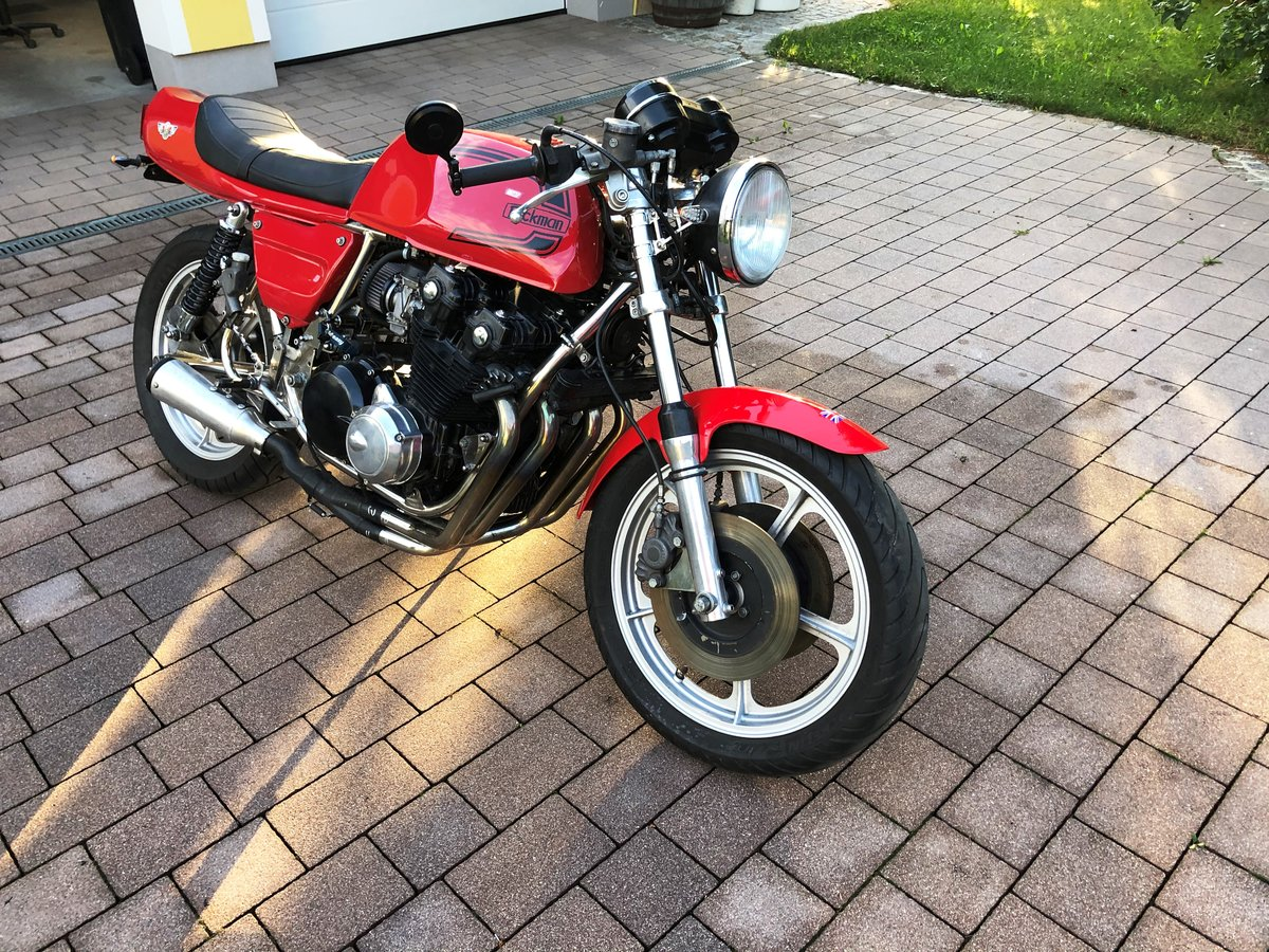 1978 Rickman Honda CR 1100 For Sale (picture 1 of 6)