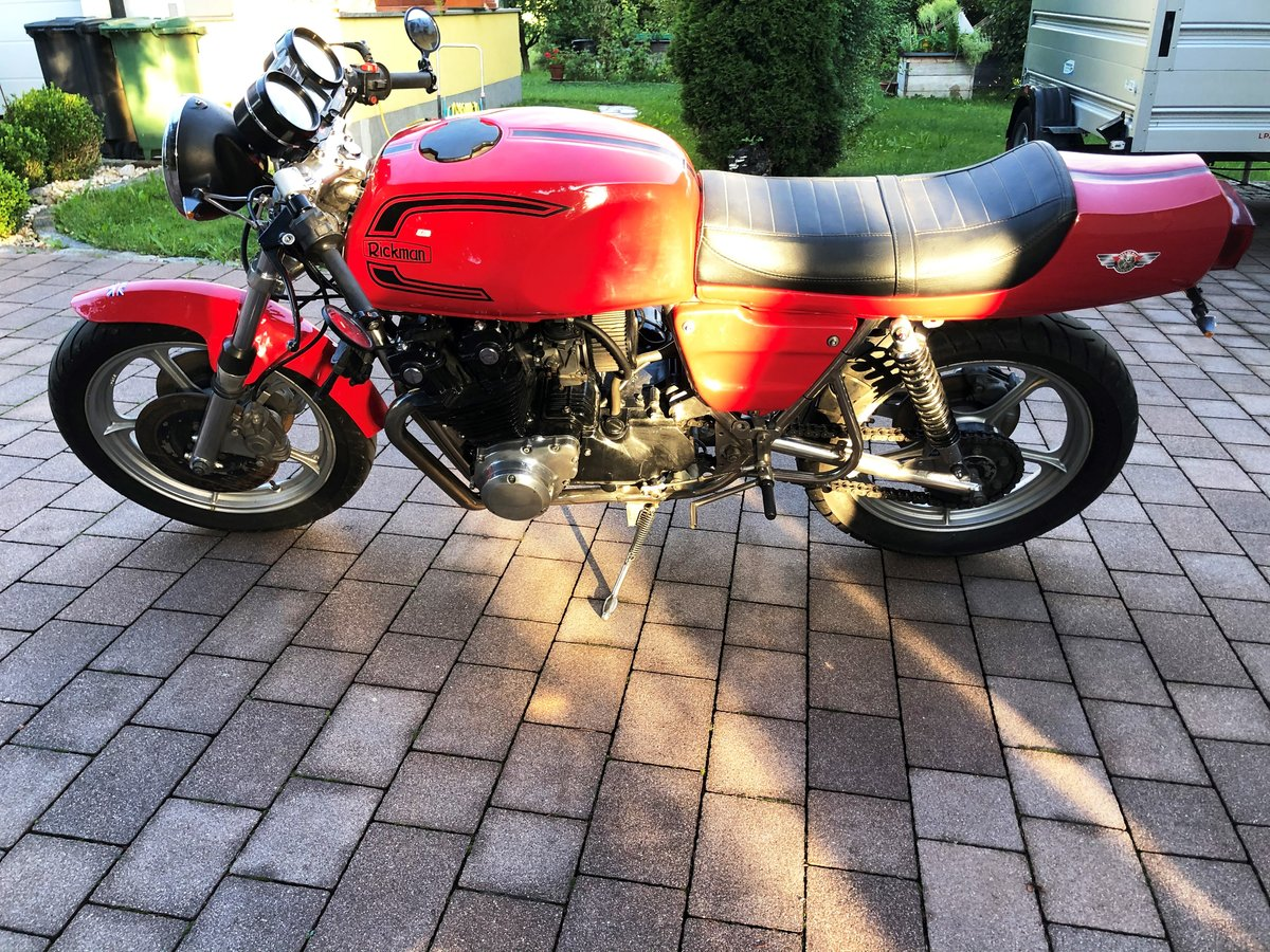 1978 Rickman Honda CR 1100 For Sale (picture 2 of 6)