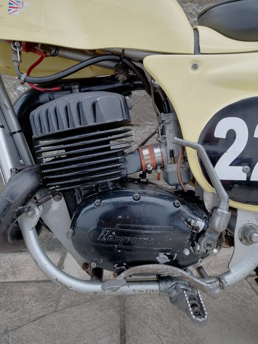 1967 Rickman 250 scrambler For Sale (picture 4 of 6)