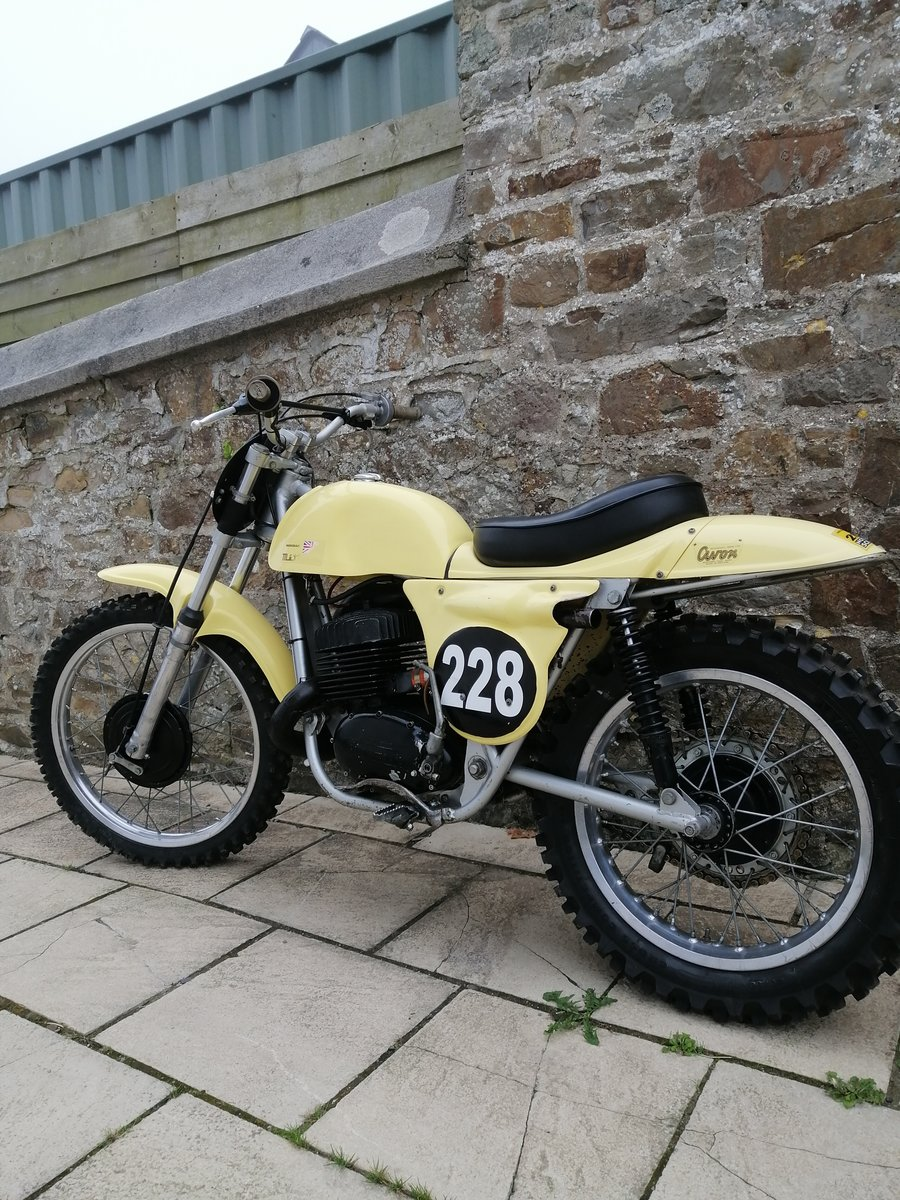 1967 Rickman 250 scrambler For Sale (picture 5 of 6)