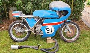 Picture of 1971 Rickman Metisse Commando 750cc.