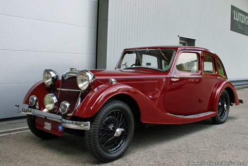 1936 Riley Kestrel 15-6 light 6 For Sale | Car And Classic