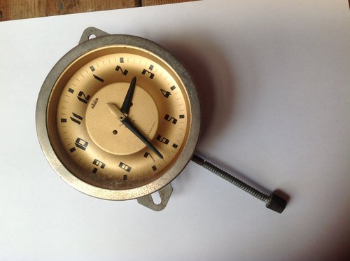 Riley RM Clock  SOLD (picture 1 of 2)