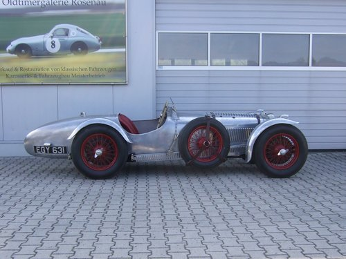 1937 Riley TT Sprite Special For Sale (picture 1 of 6)