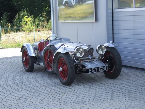 1937 Riley TT Sprite Special For Sale (picture 2 of 6)