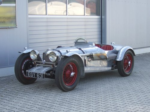 1937 Riley TT Sprite Special For Sale (picture 3 of 6)