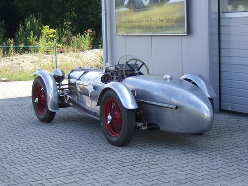 1937 Riley TT Sprite Special For Sale (picture 4 of 6)