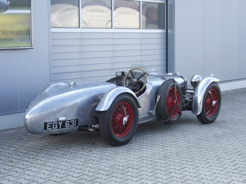 1937 Riley TT Sprite Special For Sale (picture 5 of 6)