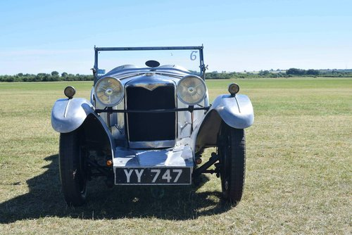 1932 Riley Gamecock SOLD (picture 2 of 3)