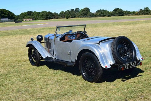 1932 Riley Gamecock SOLD (picture 3 of 3)