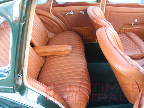 1936 Riley Kestrel 12/4 1½ Litre Sports Saloon For Sale (picture 5 of 6)