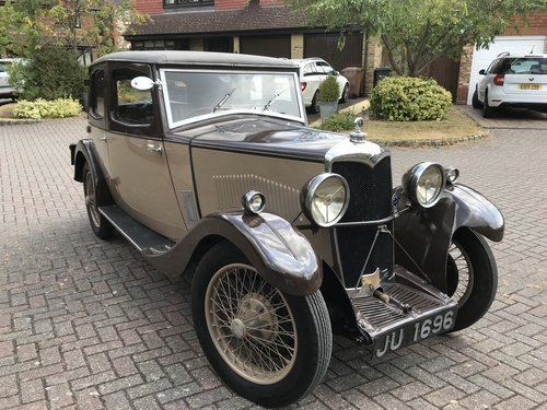1932 Riley Nine Monaco SOLD (picture 1 of 6)