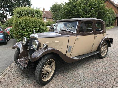 1932 Riley Nine Monaco SOLD (picture 2 of 6)
